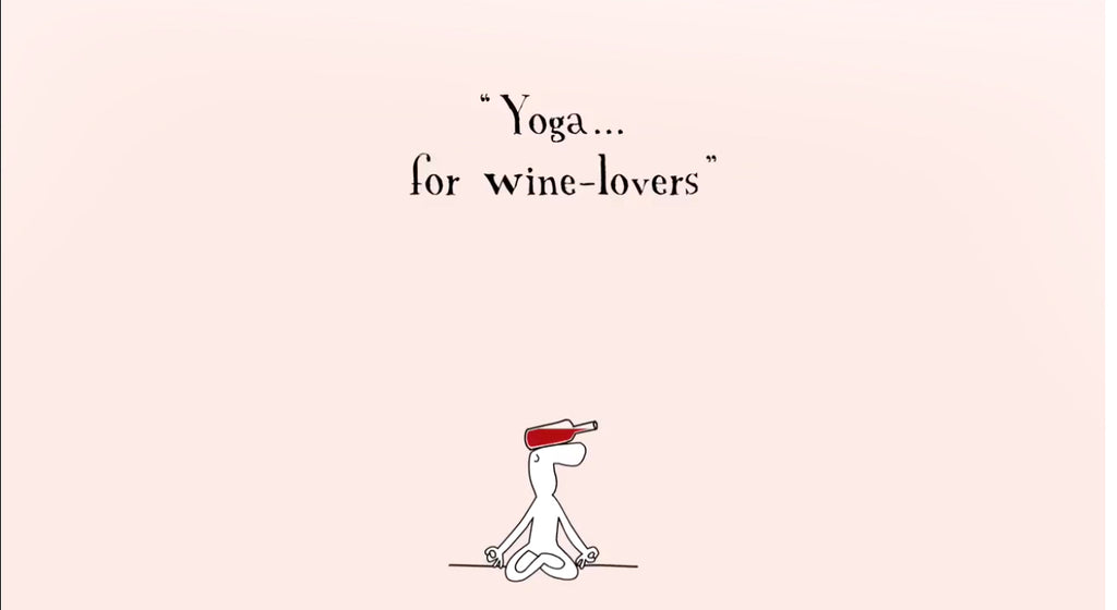 Yoga for wine lovers - Harolds Planet | The English Wine Collection