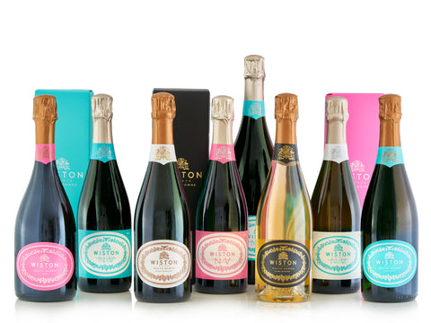 Wiston English sparkling wines the english wine collection