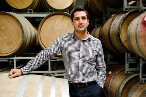 Charlie Holland - Head Winemaker Gusbourne english wine