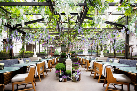 Nyetimber secret garden rosewood london the english wine collection