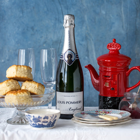 Louis Pommery English sparkling wines the english wine collection