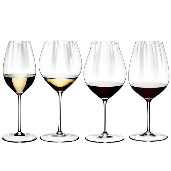 Set of 4 Wine Tasting Glasses | Riedel Performance