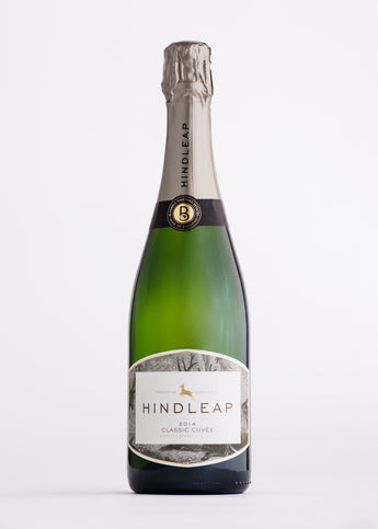 Hindleap Classic Cuvee sparkling white wine The English Wine Collection
