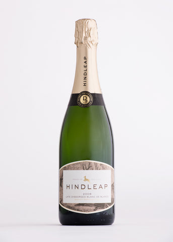 Hindleap late disgorged Blanc de Blanc Sparkling White The English Wine Collection