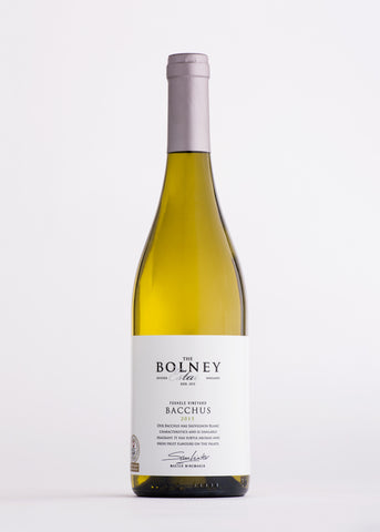 Bolney Bacchus White Wine The English Wine Collection