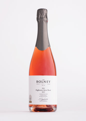 Bolney Eighteen Acre Rosé Sparkling Rose The English Wine Collection