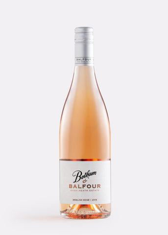 Botham and Balfour english rosé the english wine collection