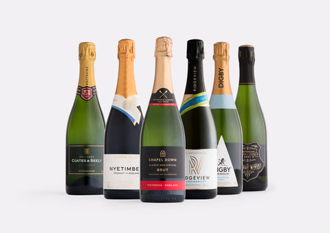 Classic Cuvée Sparkling White Wine Case | Curated Case Collection