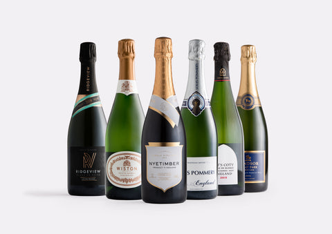 The Connoisseur Sparkling White Wine Case | Curated Case Collection