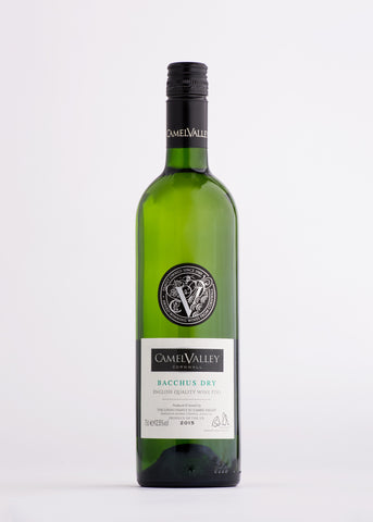 Camel Valley Bacchus Dry White Wine The English Wine Collection