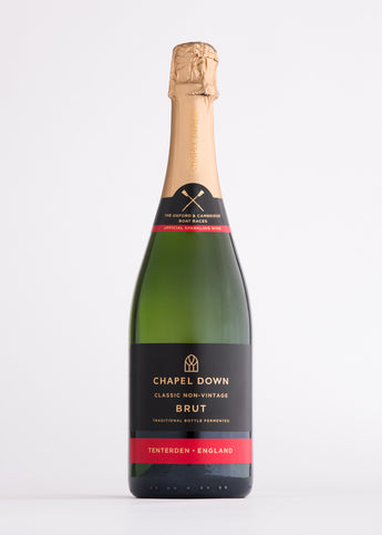 Chapel Down Classic Brut Sparkling Wine from the English Wine Collection
