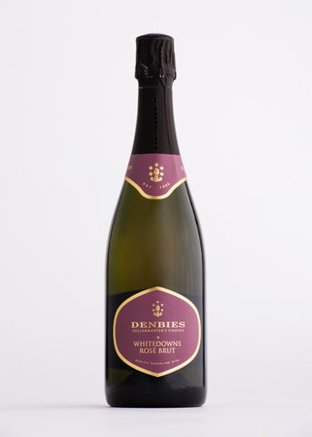 Denbies Whitedowns Brut Sparkling Rose The English Wine Collection