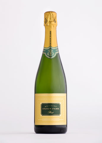 Exton Park Brut Reserve Sparkling White Wine from The English Wine Collection