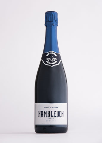 Hambledon Classic Cuvee Sparkling Wine from the English wine Collection