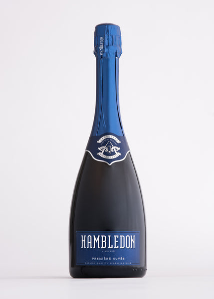 Hambledon Premiere Cuvee Sparkling Wine from the English wine Collection