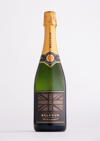Hush Heath Balfour Leslies Reserve Sparkling White The English Wine Collection