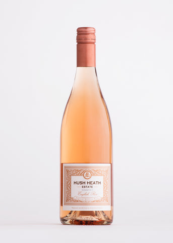Hush Heath English Rosé wine The English Wine Collection