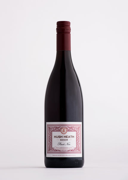 Hush Heath Manor Pinot Noir Red Wine The English Wine Collection