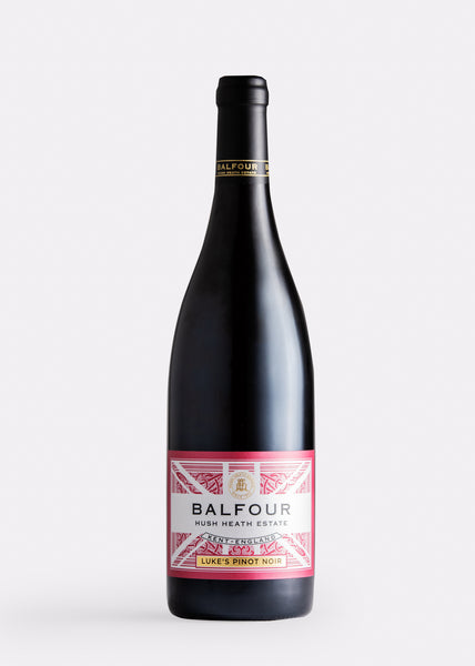 Hush Heath Balfour Luke's Pinot Noir English red wine