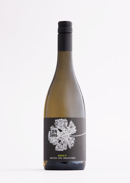 London CRU Baker Street Bacchus white wine from the English Wine Collection