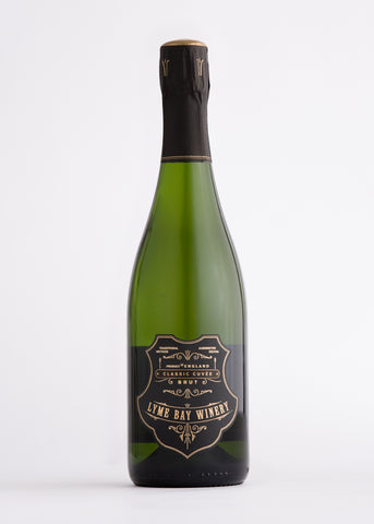 Lyme Bay Classic Cuvée sparkling wine
