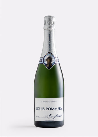 Louis Pommery English sparkling white wine