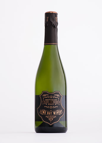 Lyme Bay Blanc De Noir Sparkling Wine The English Wine Collection