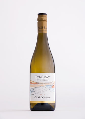 Lyme bay Chardonnay White Wine The English Wine Collection