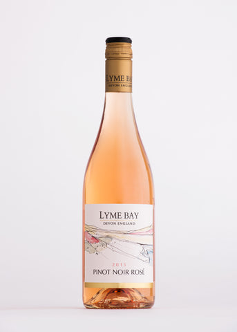 Lyme Bay Rosé wine The English Wine Collection