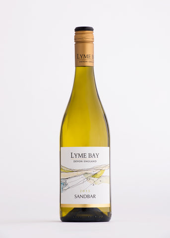 Lyme Bay Sandbar White Wine The English Wine Collection
