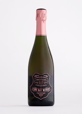 Lyme Bay Brut Rosé Sparkling The English Wine Collection