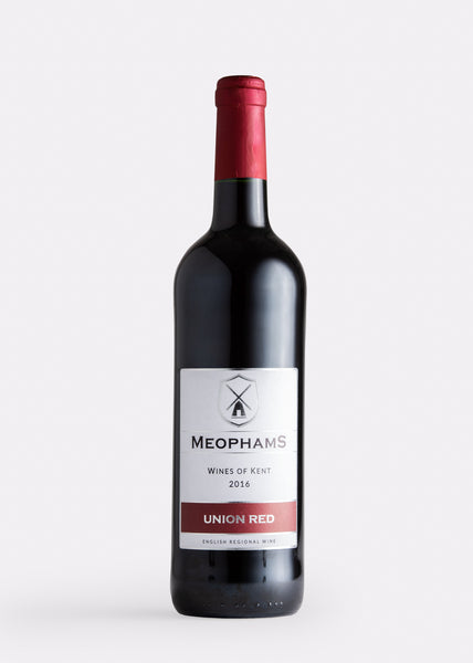Meophams Union Red English red wine