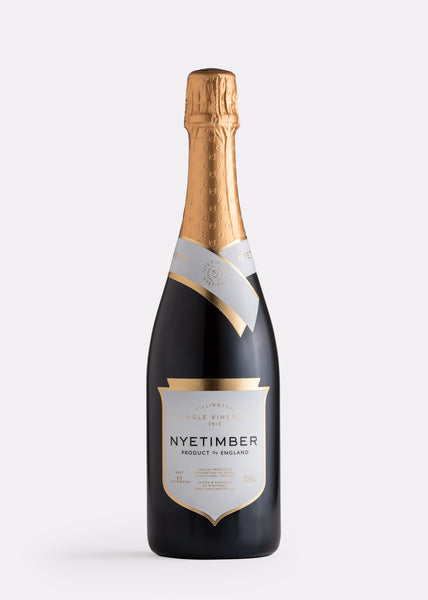 Nyetimber Tillington English sparkling white wine