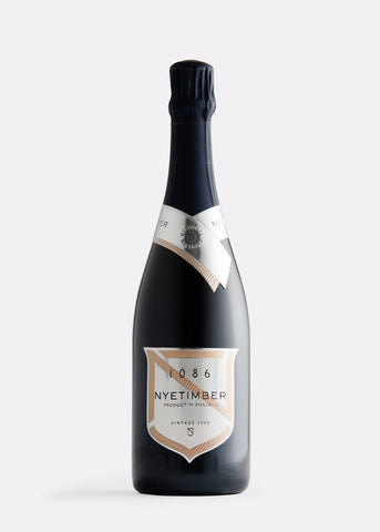 Nyetimber 1086 sparkling white the english wine collection
