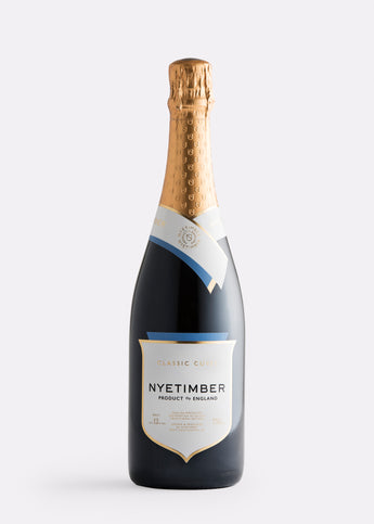 Nyetimber Classic Cuvee Sparkling wine from the English Wine Collection