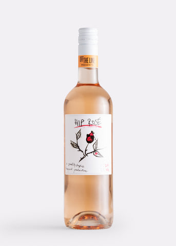 Off The Line Hip Rosé English wine