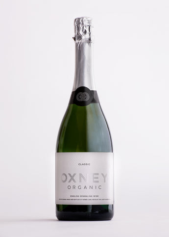 Oxney Classic Sparkling White Wine The English wine Collection