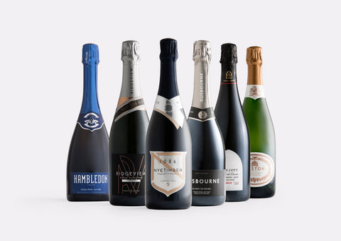 Prestige Sparkling White Wine Case | Curated Case Collection