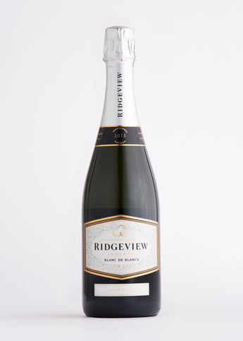 Ridgeview Blanc de Blanc 2013 (last few remaining)