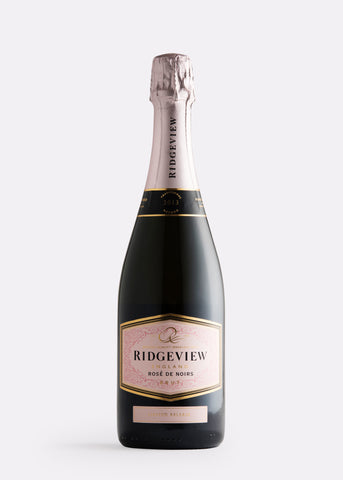 Ridgeview Rosé de Noir 2013 the english wine collection