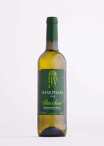 Sharpham Bacchus English White Wine The English Wine Collection