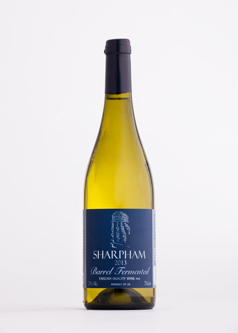 Sharpham Barrel Fermented English White Wine The English Wine Collection