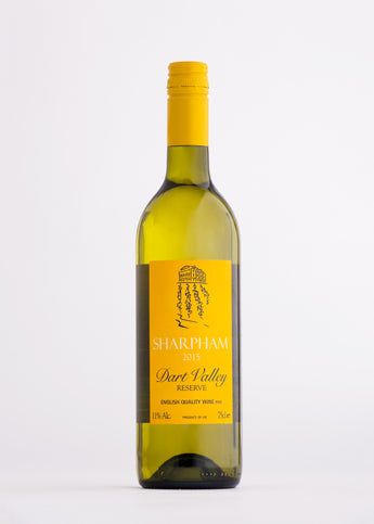 Sharpham Dart Valley Reserve English White Wine The English Wine Collection