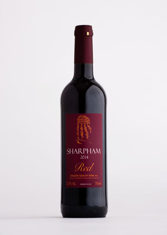 Sharpham Red English Red Wine The English Wine Collection