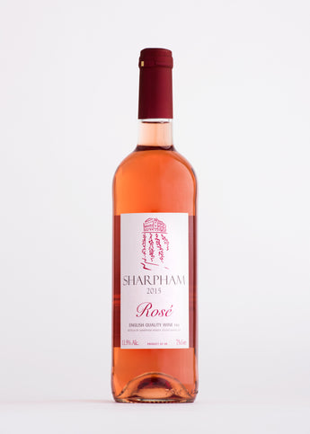 Sharpham Rosé English Rosé Wine The English Wine Collection