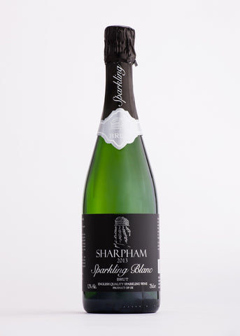 Sharpham Sparkling Blanc English Sparkling Wine The English Wine Collection