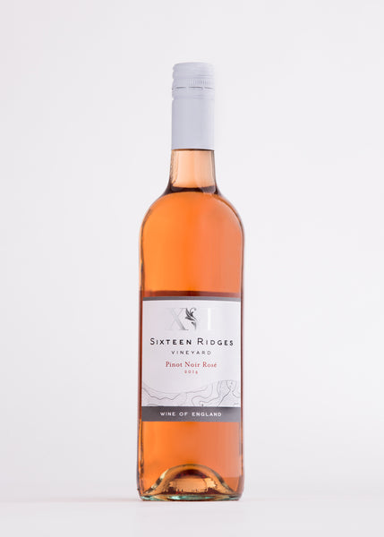 Sixteen Ridges Rose 2014 Wine from the English Wine Collection