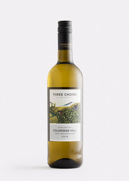 Three Choirs Coleridge Hill English White Wine The English Wine Collection