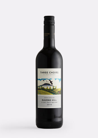 Three Choirs Ravens Hill English Red Wine The English Wine Collection