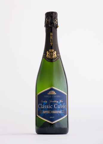 Three Choirs Classic Cuvee English Sparkling Wine The English Wine Collection